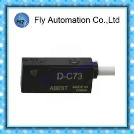 중국 SMC D-C73 D-C76 CDJ2/MGC/RSDG 압축 공기를 넣은 공기 실린더는 Reed 스위치 감지기 스위치 자석 스위치를 분해합니다 대리점