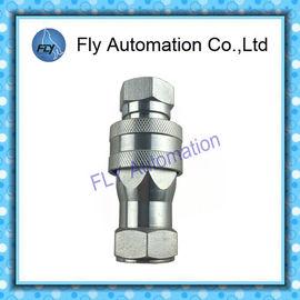 중국 6600의 시리즈 ISO 7241의 시리즈 3/8 1/2 1/4 3/4의 기송관 이음쇠 수동 소매 포핏 벨브 대리점